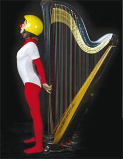 Sophie-la-Harpiste